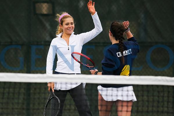 Women's Tennis vs. NYU