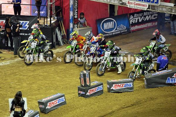 Arenacross Supermini