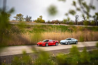 Ferrari F8 & Roma
