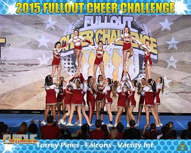 Fullout Cheer Challenge, 2-15-15