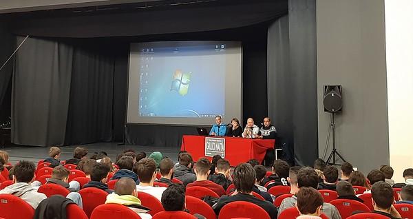 14-02-2020 - Ferdinando Domè e Francesco Mongiovì a Rivoli