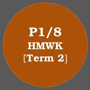 P1/8 HMWK T2