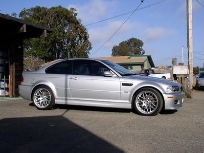 My 2006 BMW ///M3