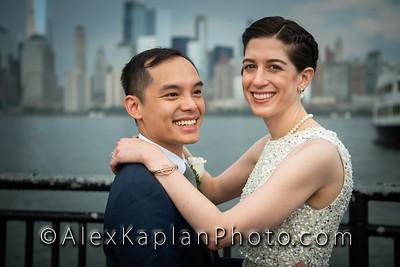 Wedding at the The Mariner III Yacht