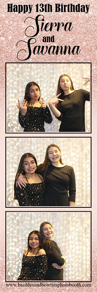 Sierra & Savanna's 13th