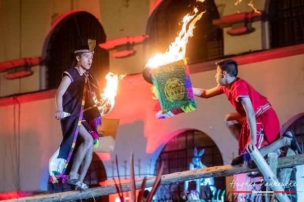 Presentación de Warachicuy 2019 @ Glorioso Colegio Nacional de Ciencias - Cusco - Perú