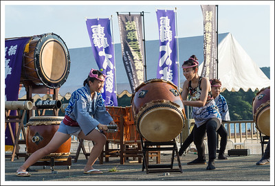 Summer Festival at Motohakone