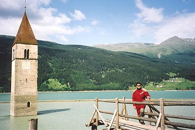 2003 Alps Motorcycle Tour