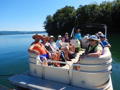 Kayak Tour, Jun 14, 2019 with OLLI from Furman