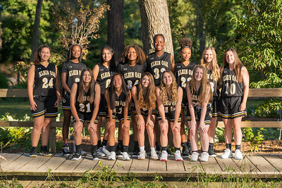 Girls Team Pictures - Mercer - 11-3-19