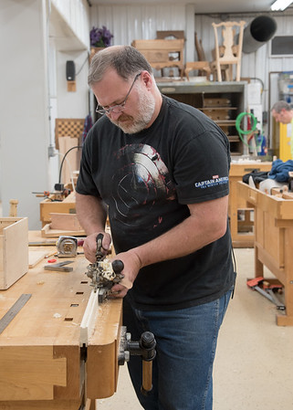 Make a Joiners Tool Cabinet: Traditional Methods for Traditional Tools with Blackburn