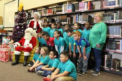 "Center High School Student Senate hosts ""Elf Camp"" Thursday, Dec. 19"