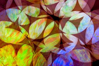 Glass Balls Abstract