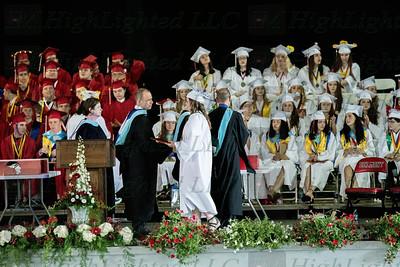 Belmont Graduation