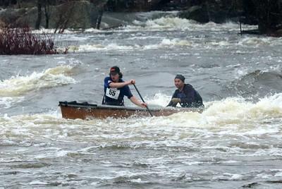 2019 Kenduskeag Stream Canoe Race  ~ Camera 2