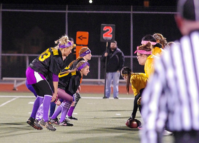 TJ Powder Puff Girls Football 2012
