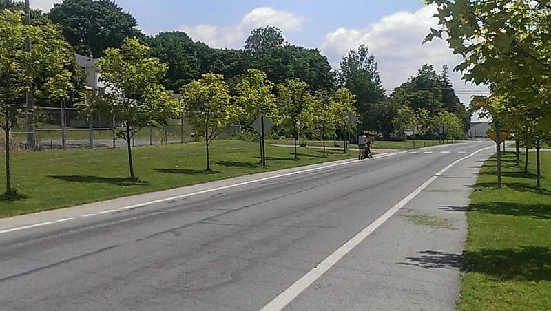 Prave Street in Ebensburg, PA