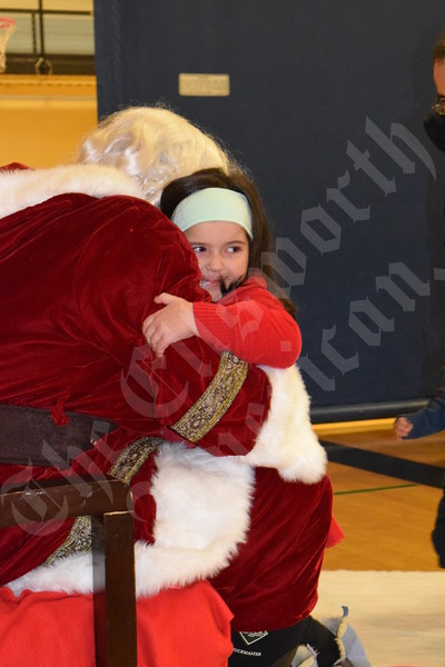 Santa Claus Comes to Town