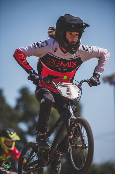 Oak Creek BMX Gold Cup Practice