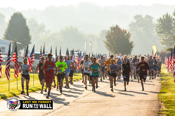 OVMP Run 2 The Wall 2018