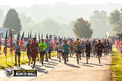 Start 2018 Run to the Wall