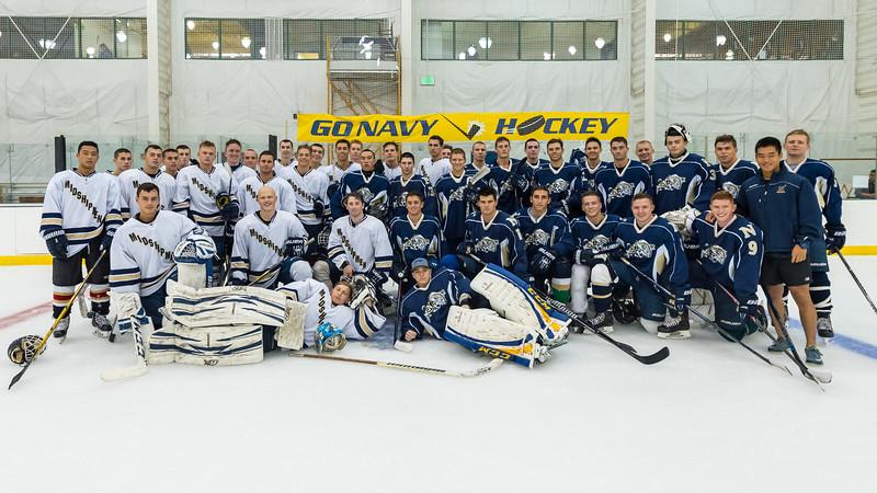 NAVY Ice Hockey