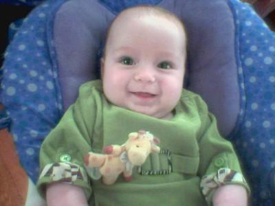 Savannah 4 months