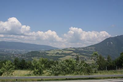 Sunday 31 May, Switzerland