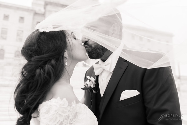 Omni Providence Wedding: Mariza & Pedro