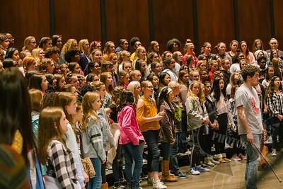 2019 Middle School Treble Choir