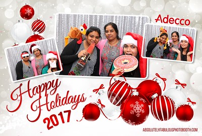 Adecco Holiday Party