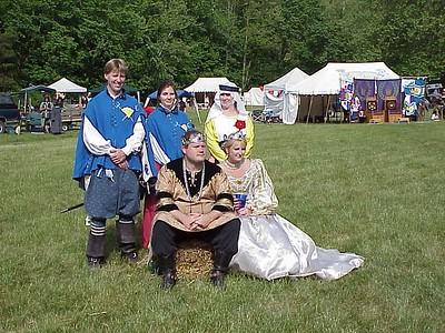 East Kingdom War Practice