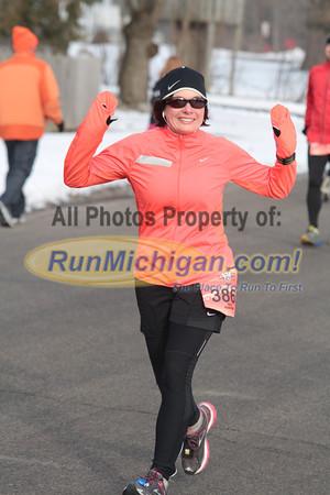 10K & 5K at 3 Mile Mark Gallery 2 - 2013 Snowflake Run/Walk