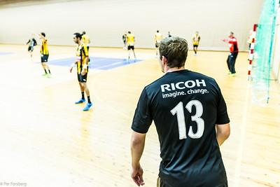 2014-09-02 Ricoh HK vs Hammarby IF HF (pre-season)