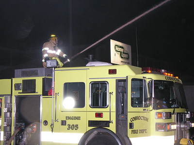 02-06-06 Coshocton - Structure Fire