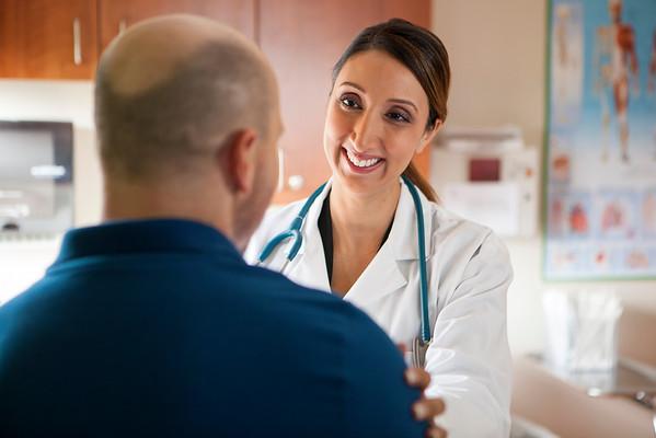 Nurse Doctor Patient interaction