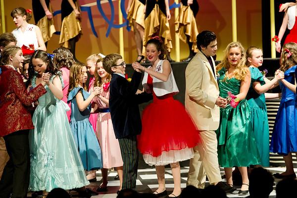Grease 2012 2nd Show Bonus Shots
