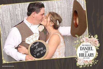 20210321 Daniel & Hillary