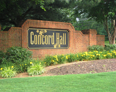 Concord Hall Johns Creek GA