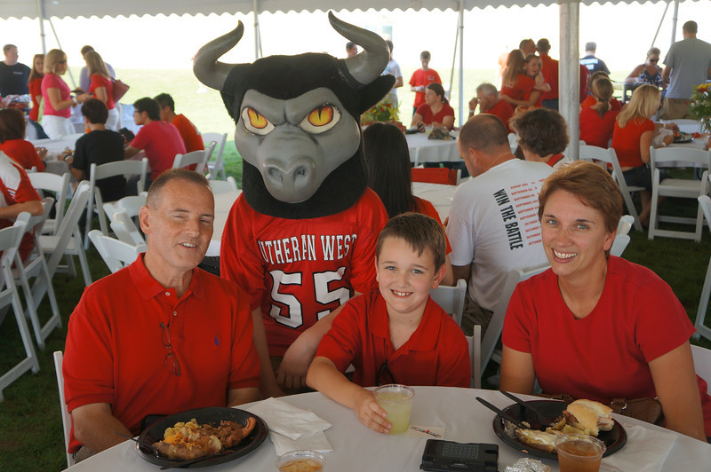 Lutheran-West-Longhorn-at-Unveiling-Bash-and-BBQ-at-Alumni-Field--2012-08-31-063.JPG