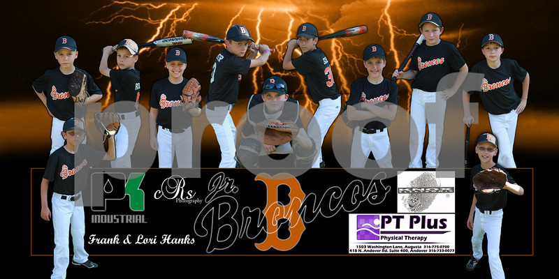 Bronco Banners
