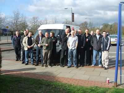 Historic Motor Sport Show Club Trip 2007