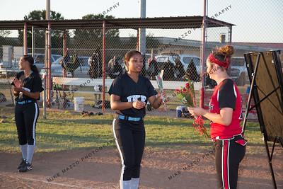 LHS vs EHS softball