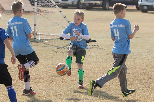 U10 - BLUE VS LT BLUE - MARCH 24