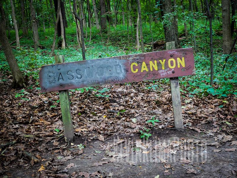 Basswood Canyon