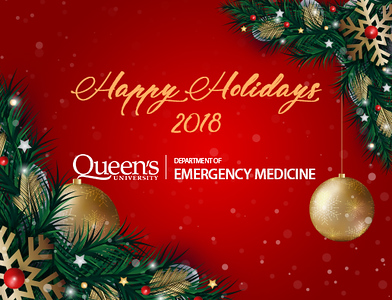 Queen's Emergency Medicine 2018