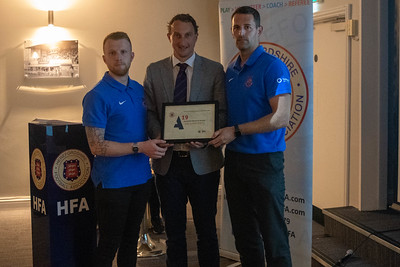 Herefordshire FA: Grassroots Awards 2019