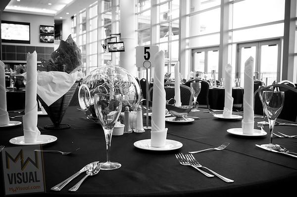 Texans Team Vision Dinner 2011