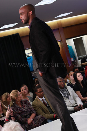 Saint Louis Fashion Week Day 2 - Putting It All Together at Macy's Galleria 10-10-12