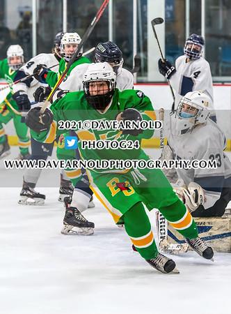 2/23/2021 - Boys Varsity Hockey - Bishop Guertin vs Exeter